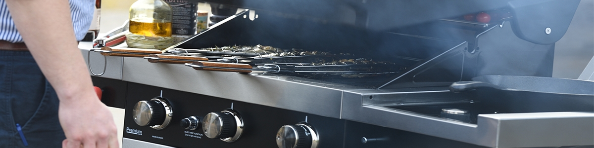 BBQ'S & Grills