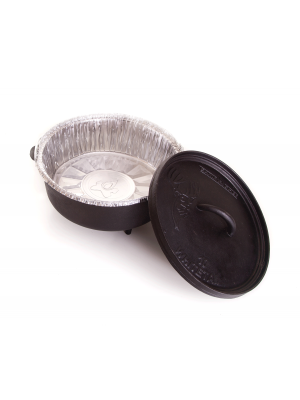 "Camp Chef Dutch Oven Disposable 10"" (25cm)"
