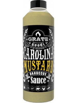 Grate Goods Carolina Mustard Barbecue Saus 775ml