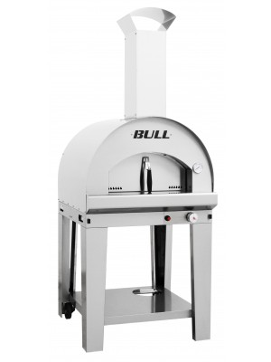 Bull Pizza Oven Compleet