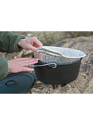 Camp Chef Disposable Dutch Oven Liners 10""