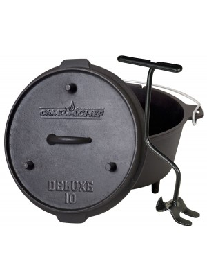 "Camp Chef 10"" (Ø25cm) Deluxe Dutch Oven"