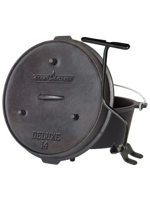 Camp Chef (Ø36cm) Deluxe Dutch Oven