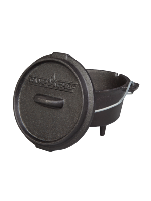 "Camp Chef 5"" Dutch oven"