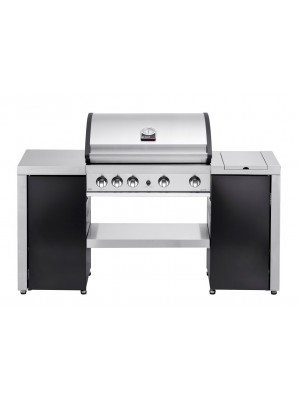 Grandhall Elite G4 Barbecue island set