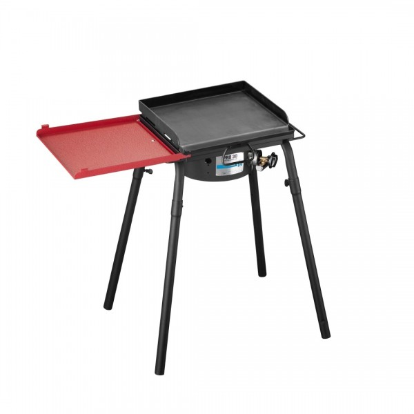 Camp Chef Pro Plancha set