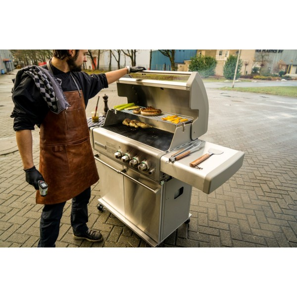 Crossray+ by Heatstrip Barbecue