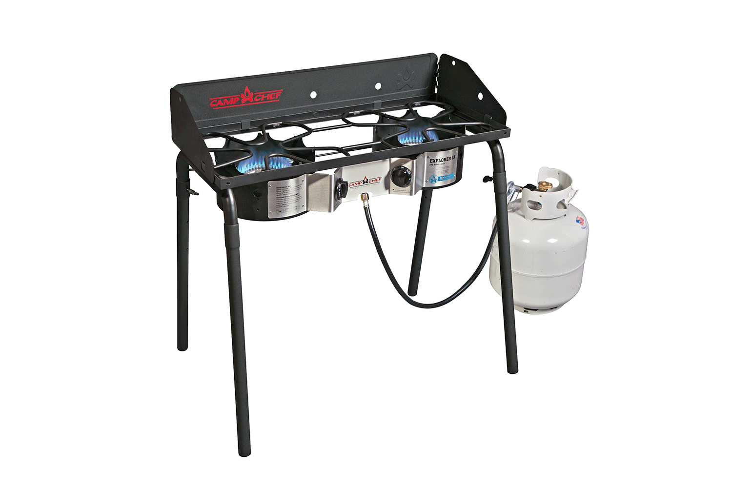 Camp Chef Explorer Stove