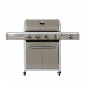 Bel Air Titanium Barbecue