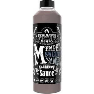 Grate Goods Memphis Sweet & Smokey Barbecue Saus 775ml