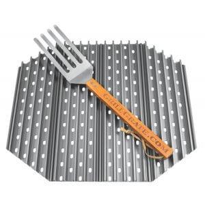 Grill Grate Kit - Ovaal (Ø 43cm) Inclusief GrateTool