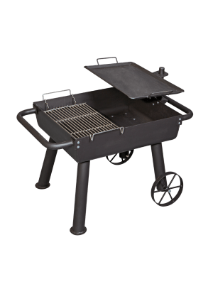 Camp Chef Wood Fire Cook Wagon