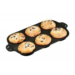 Camp Chef muffin bakvorm