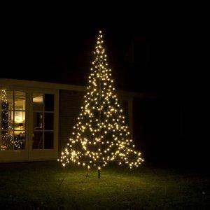 Fairybell Vlaggenmastkerstboom 300CM-360 lampjes