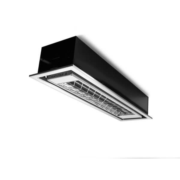 Heatstrip inbouwframe - voor de 2400 watt heatstrip Max