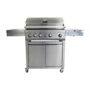 Elite GT4 Barbecue