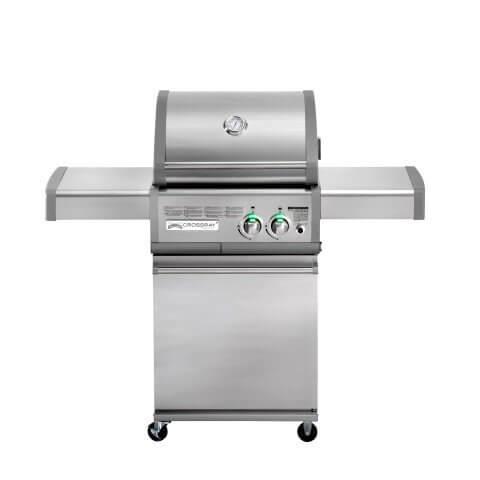 Crossray+ by Heatstrip barbecue 2-brander