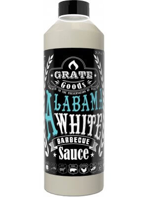 Grate Goods Alabama White Barbecue Saus