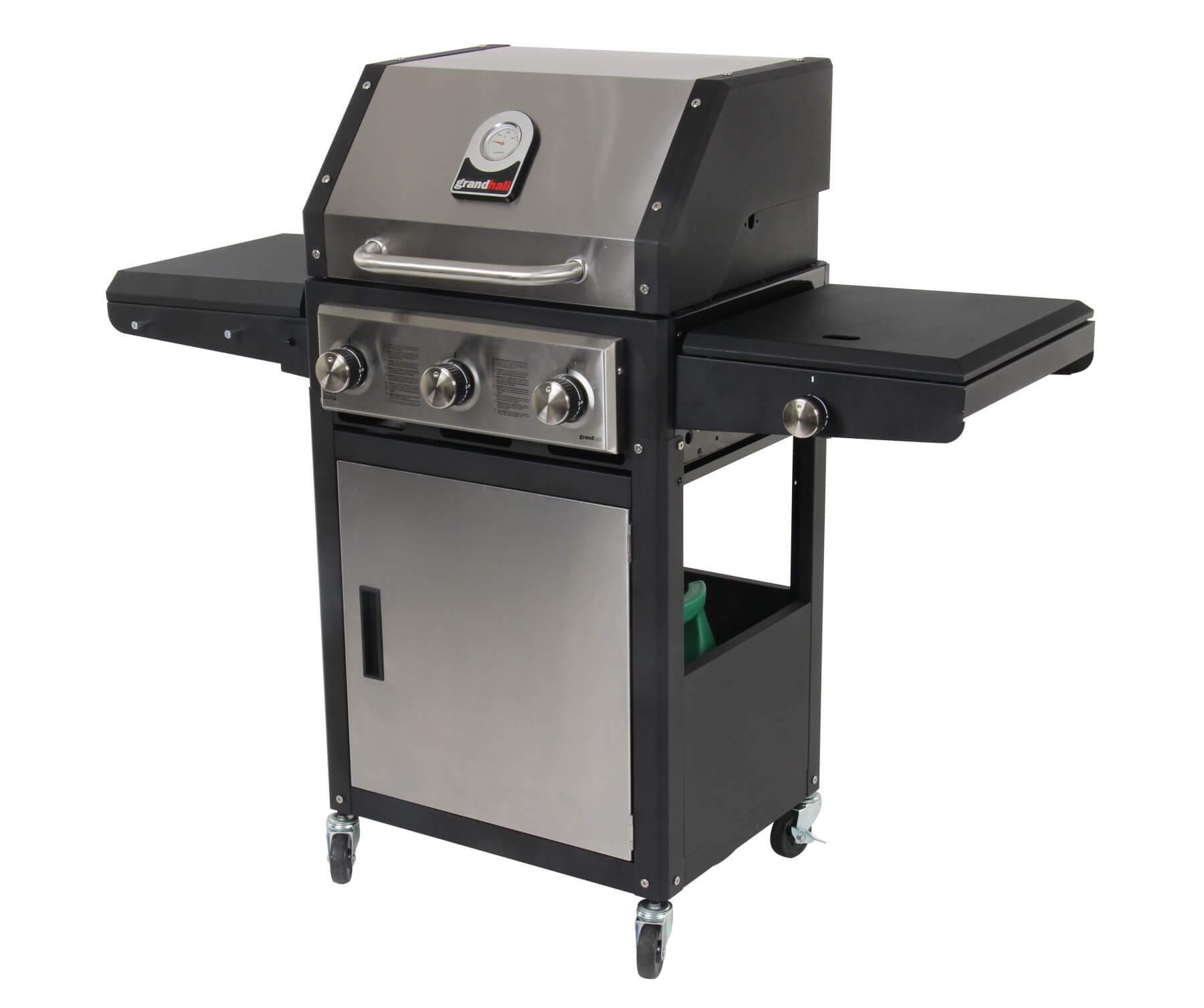 xenon 3 brander barbecue roost buitenkoken. Black Bedroom Furniture Sets. Home Design Ideas