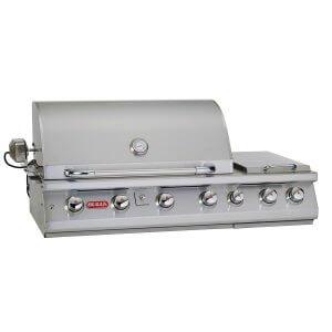 Bull 7 Brander Premium Barbecue Inbouwmodel