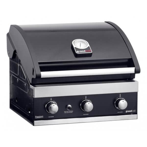 Grandhall Premium G3 Inbouw Barbecue