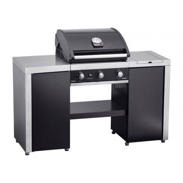 Grandhall Premium G3 Barbecue island set