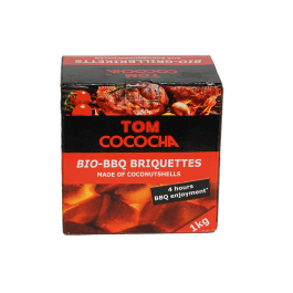 TOM Cococha BBQ Briketten 1kg